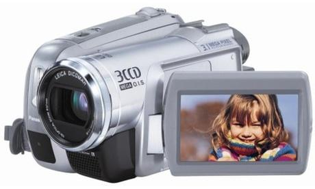Panasonic NV-GS300 Digital Video Camera (New) 613a88f2-4789-4bf4-9a01-e163253a7023