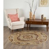 Yvonne Transitional Paisley Area Rug