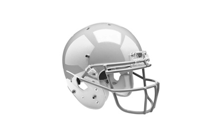 Schutt Youth Air Standard III w/ Gray Ropo-Sw Football White Helmet d4bff33a-3640-4ef2-8689-c163bcdafc88