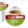Cake Boss - Dulce De Leche (Decaf) Single Serve Coffee Cups 24 Count