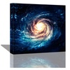 LYGLO Canvas Prints Universe Galaxy Nebula Painting Artwork Home Decor