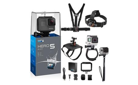 GoPro HERO 5 Black 12MP 4K Video Action Camera Black