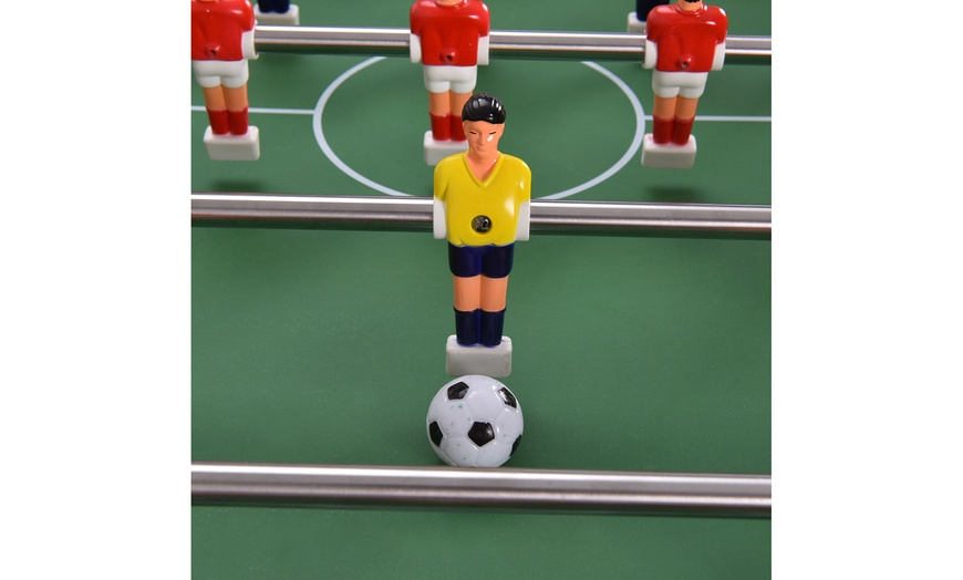 """48/"""" Foosball Table Competition Game Soccer Arcade Sized Football Sports Indoor"""