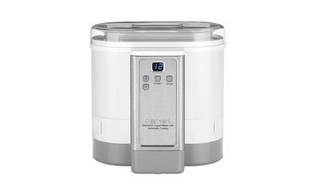 Electronic Yogurt/ Ice cream Maker with Automatic Cooling,3.12lb Jar photo