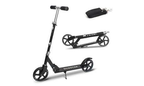 Large 200mm Wheels Scooters with Carry Strap