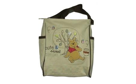 Disney Mini Diaper Bag Winnie The Pooh Boys Girls Infant Toddler ca0c551a-69e6-45f6-a67b-7dac6829b58a