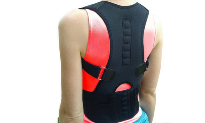 Magnets Back Support Brace For Lower Back Pain Magnetic Therapy