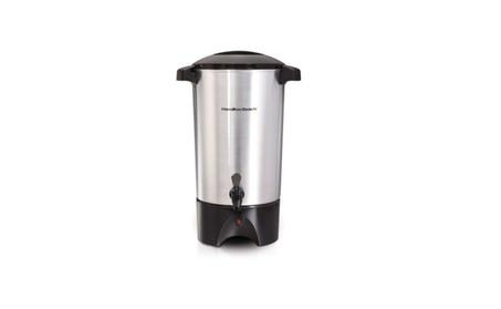 Hamilton Beach 40515 42-Cup Coffee Urn, Silver 1b0e52f9-7979-4180-94a1-33dedca02606