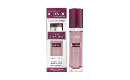 Retinol Skin Brightener- Skin Tone Corrector Smooths & Rejuvenates