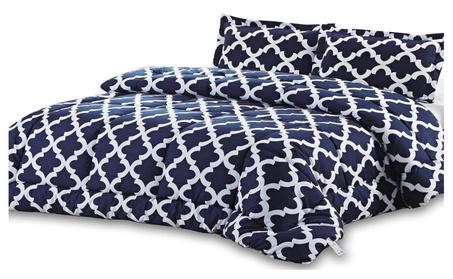 Utopia Bedding Printed Down Alternative Comforter Set 2 Pillow Shams 16147352-ca78-4bb8-90e6-d39ad5eec1e9