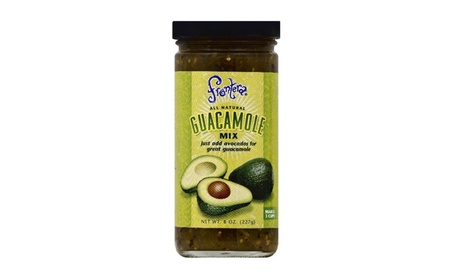 Frontera Mix Guacamole-8 Oz -pack Of 12 9f91b27c-c77d-4d87-a300-ce11ae866774