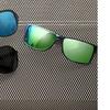 Breed Men's Aluminum Sunglasses