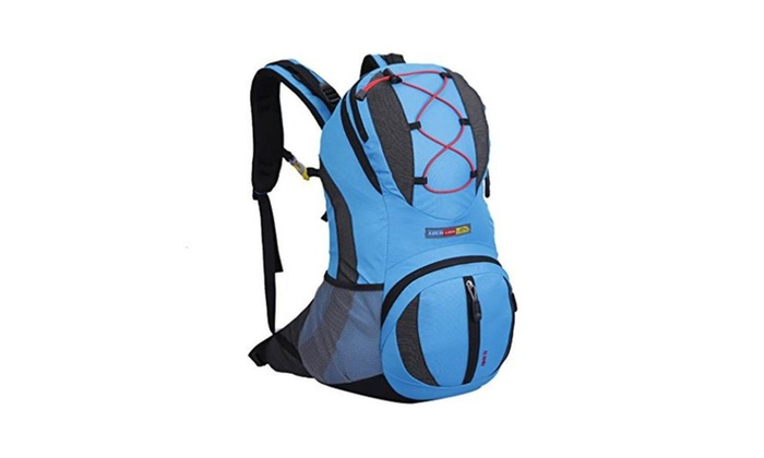 KUKOME Outdoor Sport Backpack for Cycling Climbing Camping Hiking 12L - 459-Blue / 26cm*13cm*47 cm