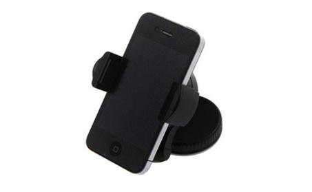 Premium New Car Tech Cell Mobile Phone Rotating 360 Dash Mount Holder 472dd6d0-5d3c-40bf-9adf-ebd4a747e3de