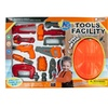 Kole Imports Tool Play Set With Helmet - Pack Of 1
