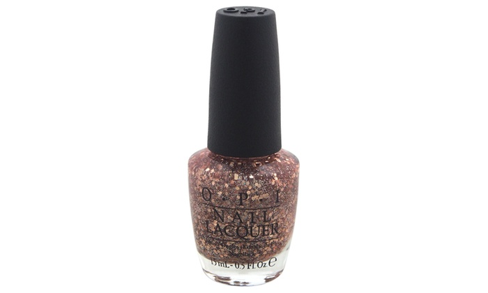 OPI You Pink Too Much Glitter Nail Lacquer (0.5 Oz.)   Groupon
