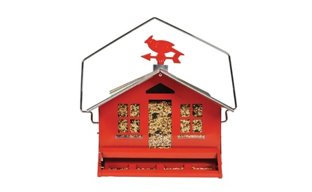 Perky-Pet 338 Squirrel-Be-Gone II Country Style Wild Bird Feeder (Goods Pet Supplies Bird Supplies) photo