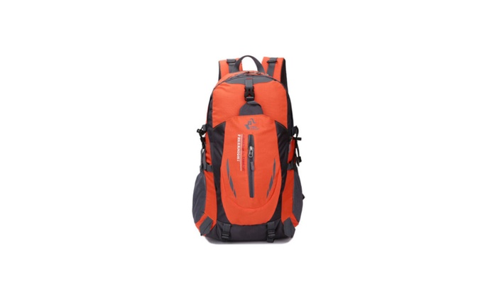 35L Updated Waterproof Nylon Outdoor Backpacks Traveling Camping