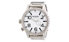 Nixon 51-30 Tide A057 White