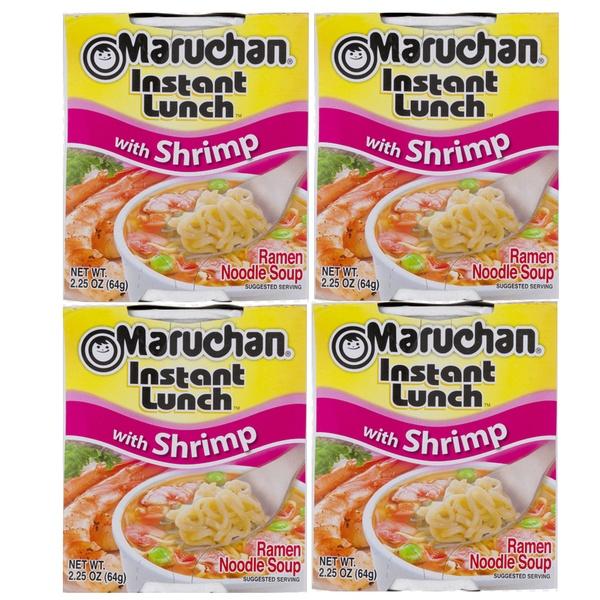 Maruchan Instant Lunch shrimp 2.25 oz
