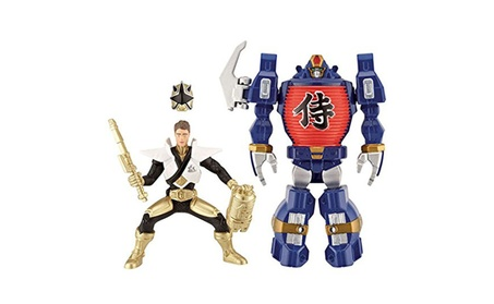 Power Rangers Samurai Vehicle Action Figure LightZord Super Mega Range 1e542d6f-8997-4c74-b184-6fad9c4c3c8c
