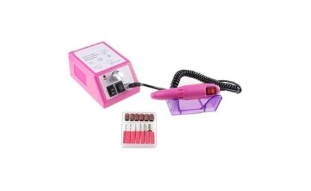 IMAGE Electric Nail Salon Kit Professional Manicure Pedicure Nail pink 6a32f0e4-0f4d-4d18-9acc-a1f998aaa7d4