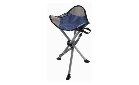 Travel Chair Outdoor Camping Slacker - Blue b8ec24c8-eb6c-48ee-9863-a03b3ae87192