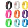 LED Digital Silicone Bracelet Casual Unisex Sport Watch