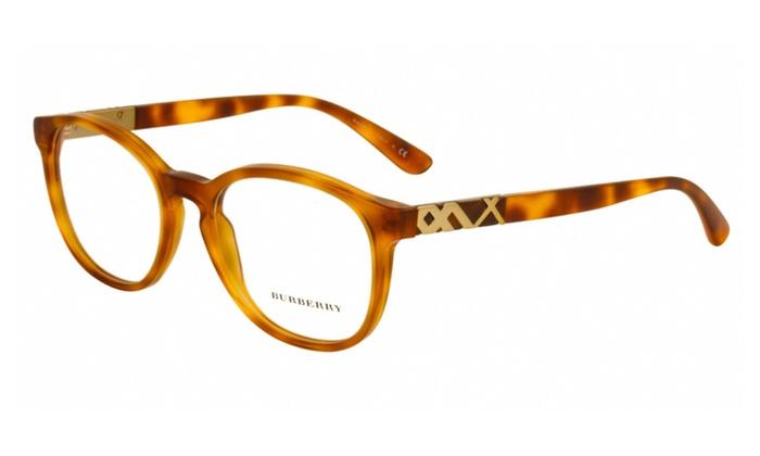 c3db051a95fb Burberry BE2241 Eyeglasses havana/demo lens | Groupon