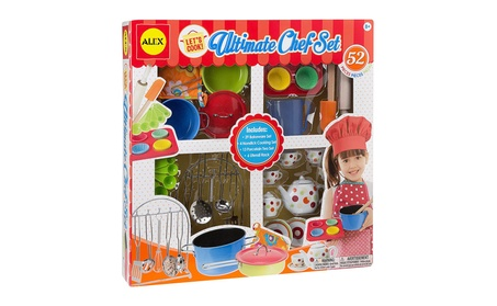 Alex Let's Cook! Complete Kitchen Set adbb5283-17c4-42b7-8e82-9e948b5c021f