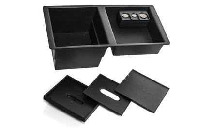 Center Console Insert Organizer Tray 22817343 for 14-17 Chevy Silverado and More