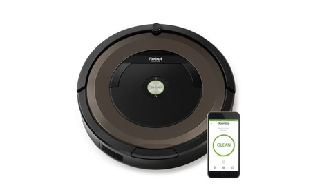 iRobot – Roomba 890 Wi-Fi Connected Robot Vacuum