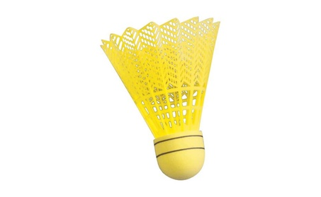 Yadminton Pro Yellow Shuttlecocks 4c4bc9a3-cf35-470a-8aa5-602fc1e45db8