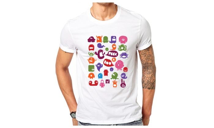 Peek A Boo Funny T-shirt