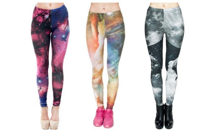 Universe / Galaxy Super Soft Leggings