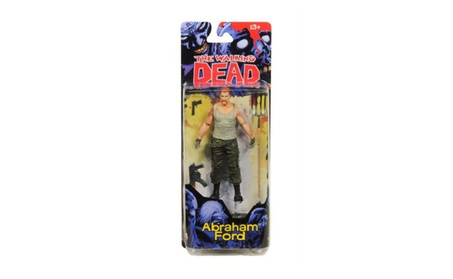 McFarlane Toys Walking Dead Comic Book Series 4 Abraham Ford Action Fi 6b27cfef-b3ee-4667-8170-8487243f476f