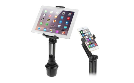 2-in-1 Tablet and Cellphone Adjustable Swing Extended Cup Mount Holder d3daa743-36a6-420a-8f1d-6c67ac6d1b46