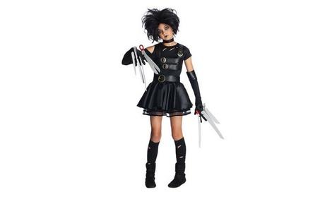 Miss Scissorhands Teen Halloween Costume e227f1bc-1e1f-4afc-aaa9-93fd492500ee