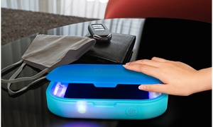 Aduro U-Clean UV Sanitizing Box for Smartphones and Electronics