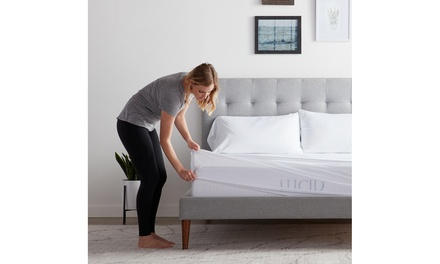 Lucid Premium Waterproof Mattress Protector
