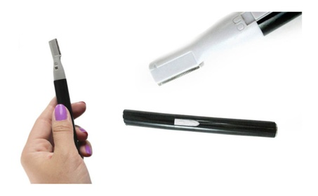 Cordless Facial Hair Trimmer & Carrying Pouch For Perfect makeup 099e64f0-1024-450f-b9ef-545a52cec75e
