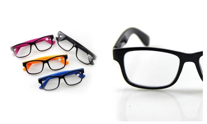 Unisex Reading Glasses Premium Quality Black Frame