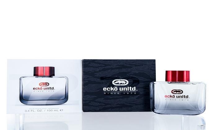 Ecko Unlimited for Men by Marc Ecko Eau De Toilette spray 3 4 Oz