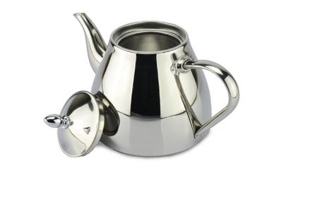 Stainless Steel Tea Pot and Coffee Drip Kettle Pot 85826edf-92f4-4f6e-8269-4dd949c1d2aa