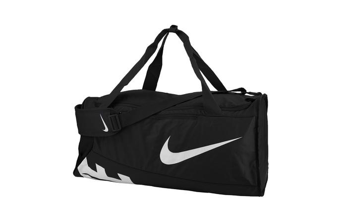 87e0ba9eb40f43 Nike Alpha Adapt Crossbody Medium Duffel Bag | Groupon