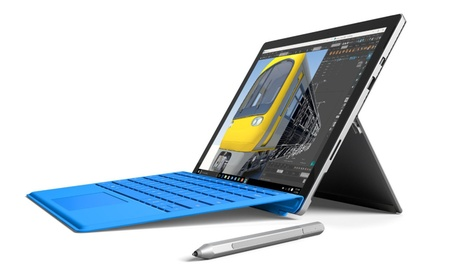 Microsoft Surface Pro 4 Tablet_Refurbished