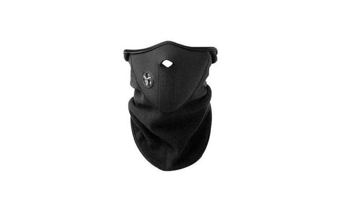 Unisex Dustproof & Windproof Warm Neck Half Face Mask