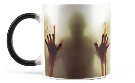 Transforming Cup Cold Hot Heat Changing Color Magic Coffee Mug 3c2800cb-8300-4968-8218-b5a438c8e583