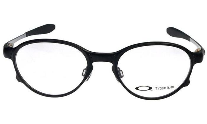 Oakley Overlord Titanium Prescription Frame for Men   Groupon