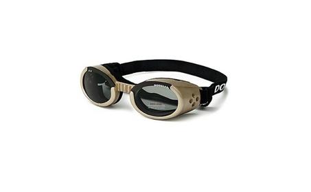 Doggles DGILXS16 ILS Extra Small Chrome Frame - Smoke Lens 62eea71f-6ee6-4f6e-a8e1-02e3289b1ae5